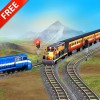 Train Racing Games 3D 2 Player ikon