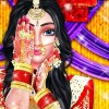 Indian Western Wedding Makeup Salon and Hand Art