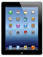 Apple iPad 4 resmi