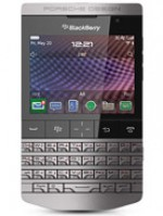 BlackBerry Porsche Design P'9981 resmi