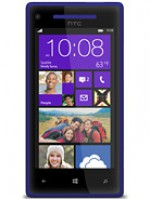 HTC Windows Phone 8X resmi