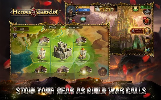 Heroes of Camelot - Android - Download Apk