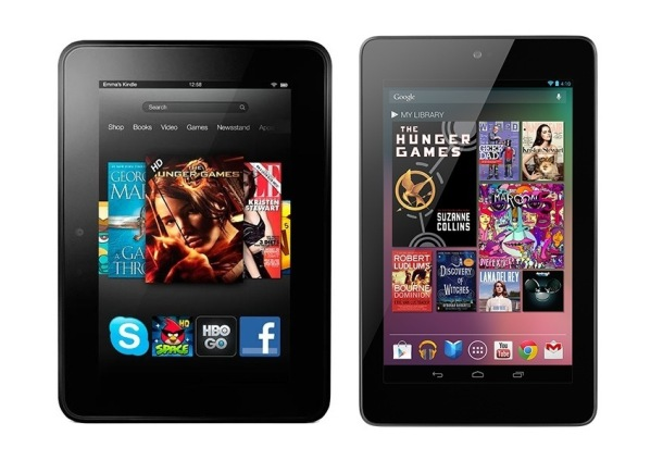 Amazon Kindle Fire HD resimleri