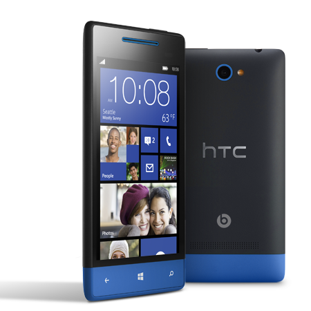 HTC Windows Phone 8S resimleri