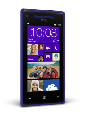 HTC Windows Phone 8X resimleri